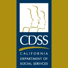 California Department of Social Services logo
